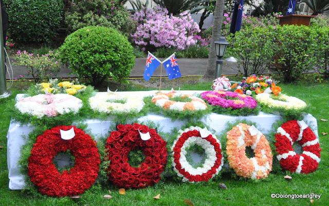ANZAC Day, Shanghai