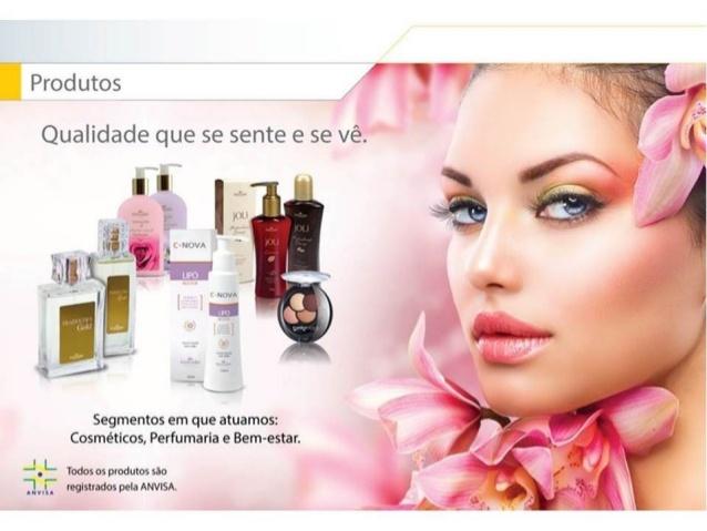 Revenda de Perfumes Importados e Cosméticos