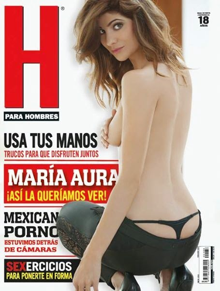 Revista H Para Hombres Enero 2015 - Maria Aura PDF