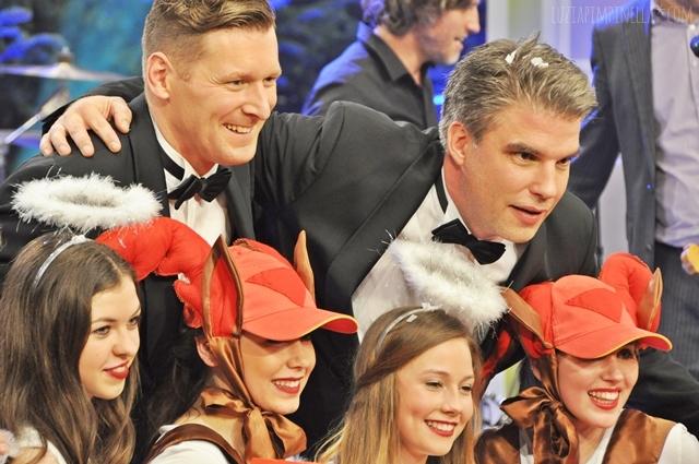 luzia pimpinella | giveaway | tickets N-JOY weihnachtsshow