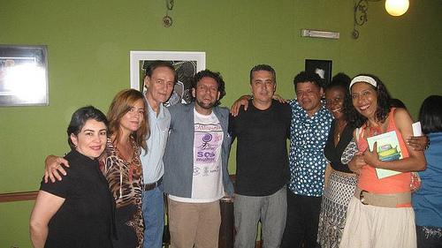 Ênio, Laureatti, Vlado e outros artistas !