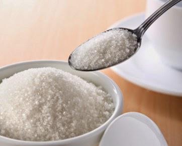 makanan yang mengandung gula