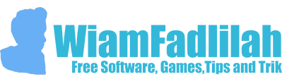 WiamFadlilah | Free Software Games Tips and Trick