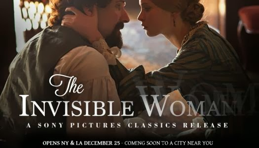 Nematoma moteris / The Invisible Woman (2013)