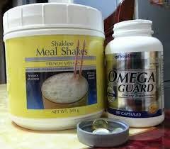 makanan tambahan, asma, lelah, astma, omega, mealshakes, shaklee