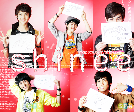 SHINee Stand by Me