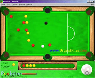 Snooker Poolster 147 Free Download PC Game