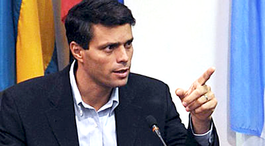 Leopoldo López - Venezuela - Copolitica