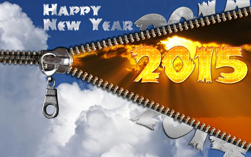 Latest Beautiful Happy New Year Wallpapers 2015 Free Images HD
