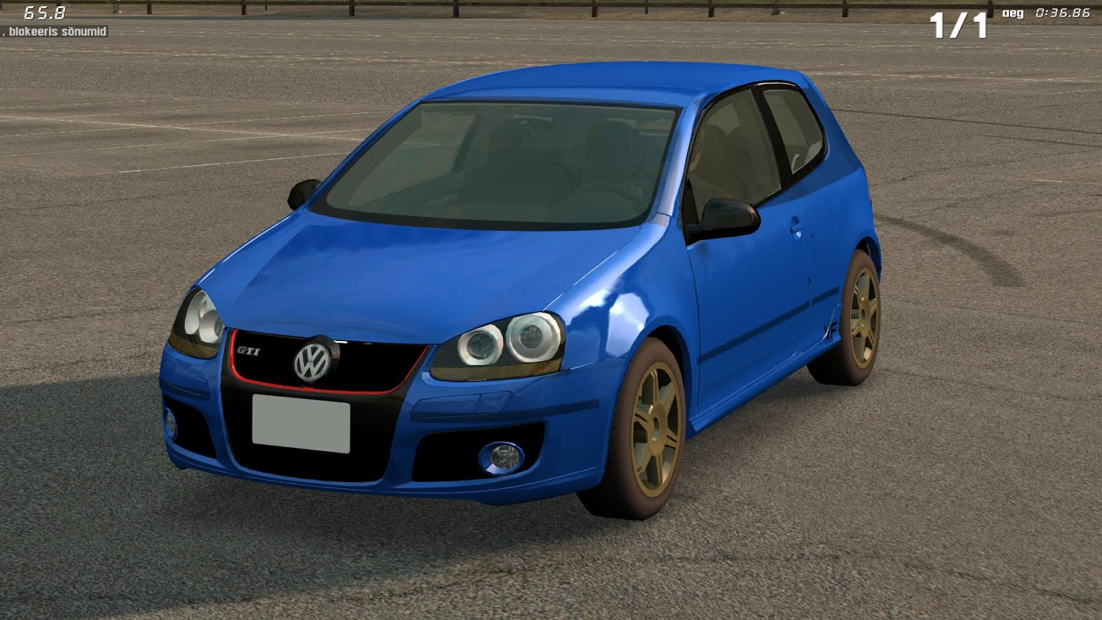 live for speed mods vw golf gti mk5. Black Bedroom Furniture Sets. Home Design Ideas