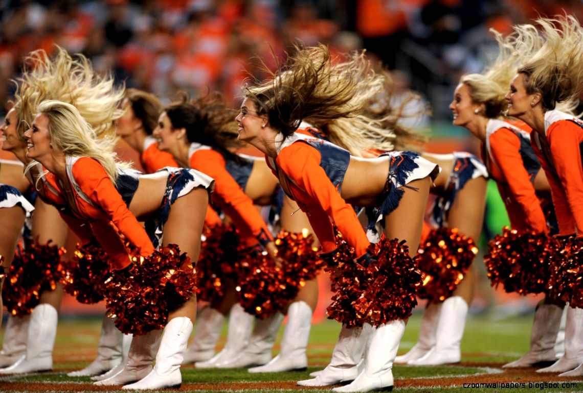PHOTOS Cheerleaders of Super Bowl XLVIII  KICD AM 1240