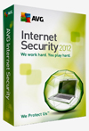 AVG INTERNET SECURITY  WITH SERIAL KEY