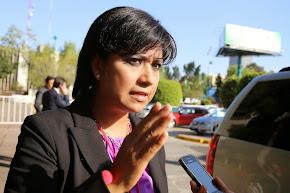 En elección de 2015 ciudadanos refrendarán su confianza al PRI: Elízabeth Morales