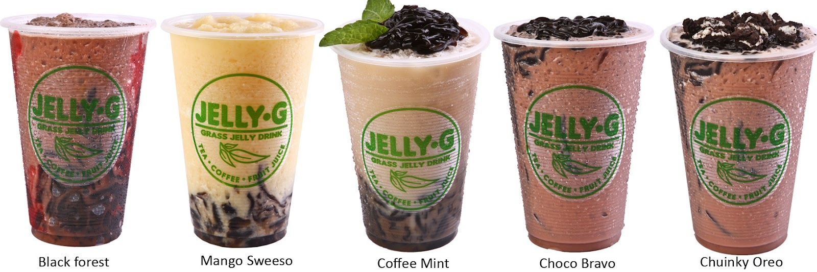 JELLY-G THAI MILK TEA NOW SERVING DELECTABLE, HEALTHY DRINKS | THE WEB ...
