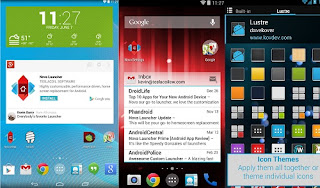 Launcher Android Terbaik Ringan