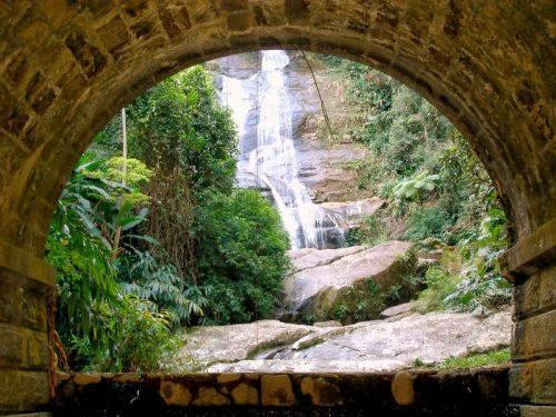 Turismo no Rio de Janeiro cachoeiras