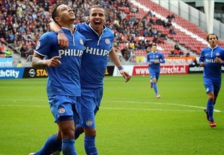 PSV Eindhoven Mantap Di Puncak Klasemen