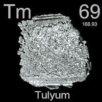 Tulyum Elementi Simgesi Tm