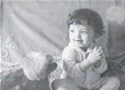 Aishwarya Rai Childhood Pictures
