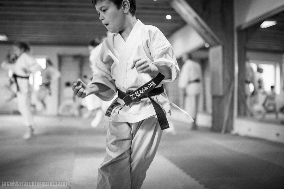 Andrzej Zarzeczny, sensei, karate tradycyjne, seminarium