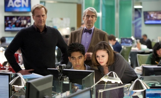 The Newsroom, on HBO