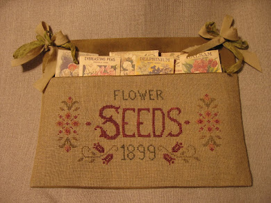 Flower Seeds 1899 wall pocket kit