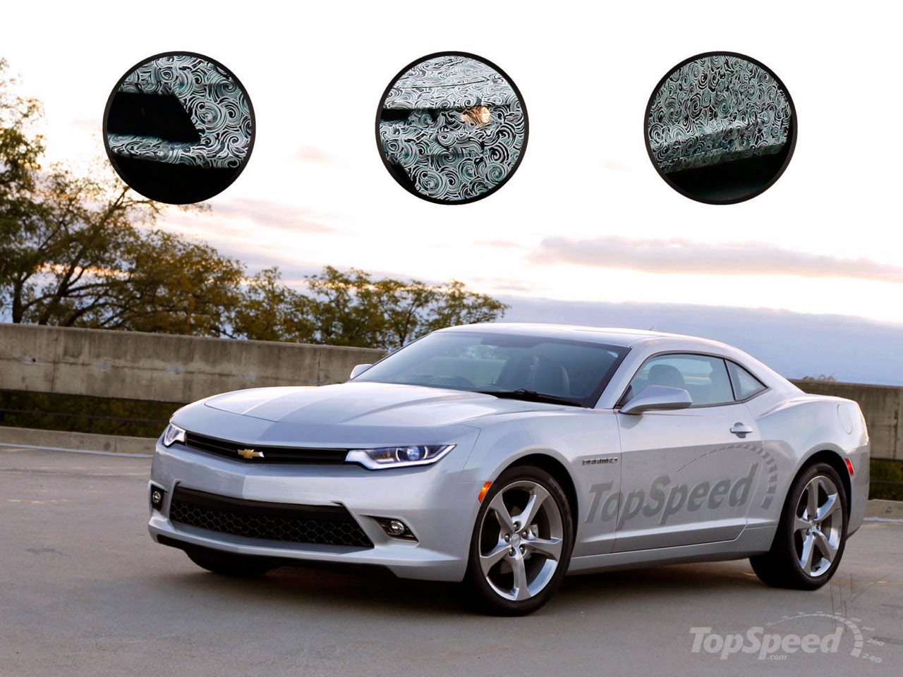 Is This The 2016 Chevrolet Camaro?