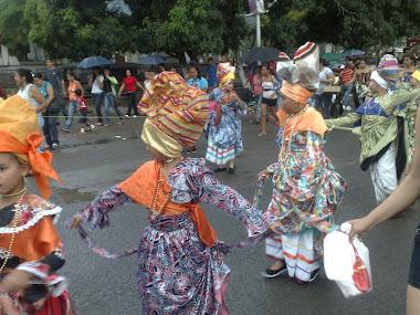 Madamas de El Callao