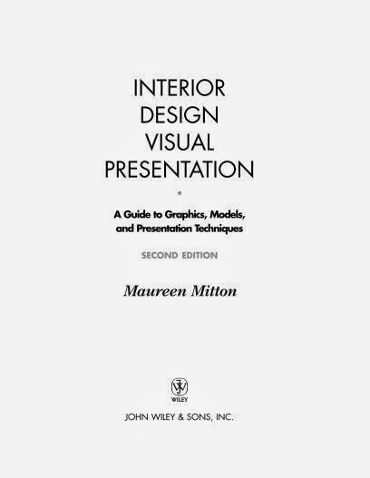 Art architecture library november 2013 for Interior design visual presentation