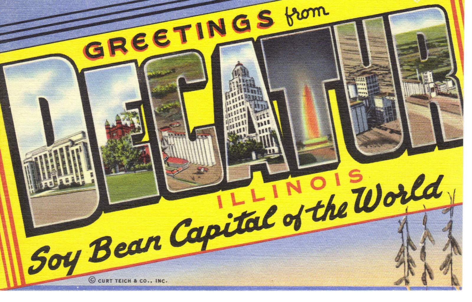 Image result for soybean capital of the world