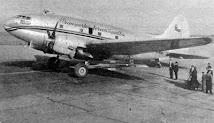 C-46 CC-CSA de T.A.S.
