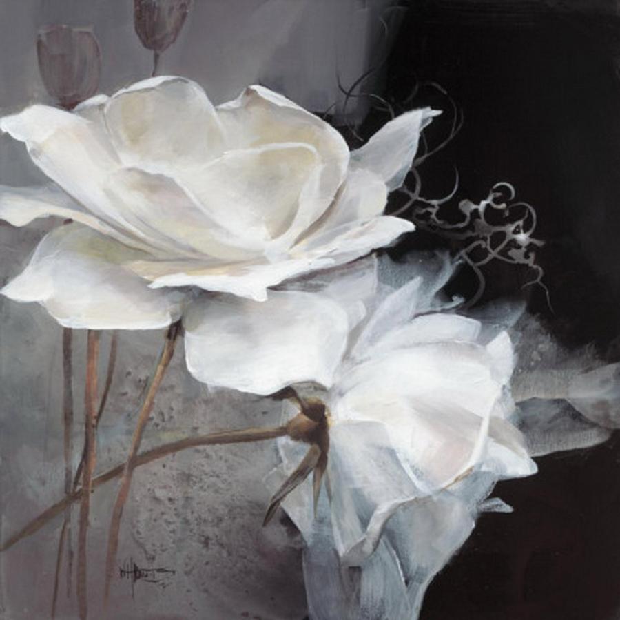 Willem Haenraets 1940 - Hollandaise Impressionist painter