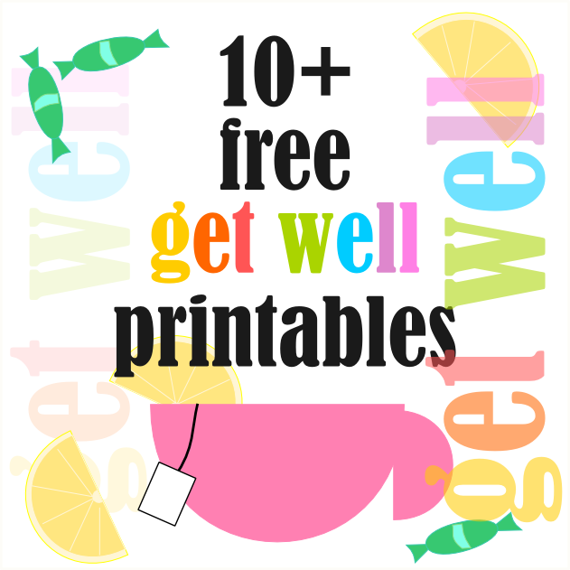 Simplicity image with regard to free printable get well cards