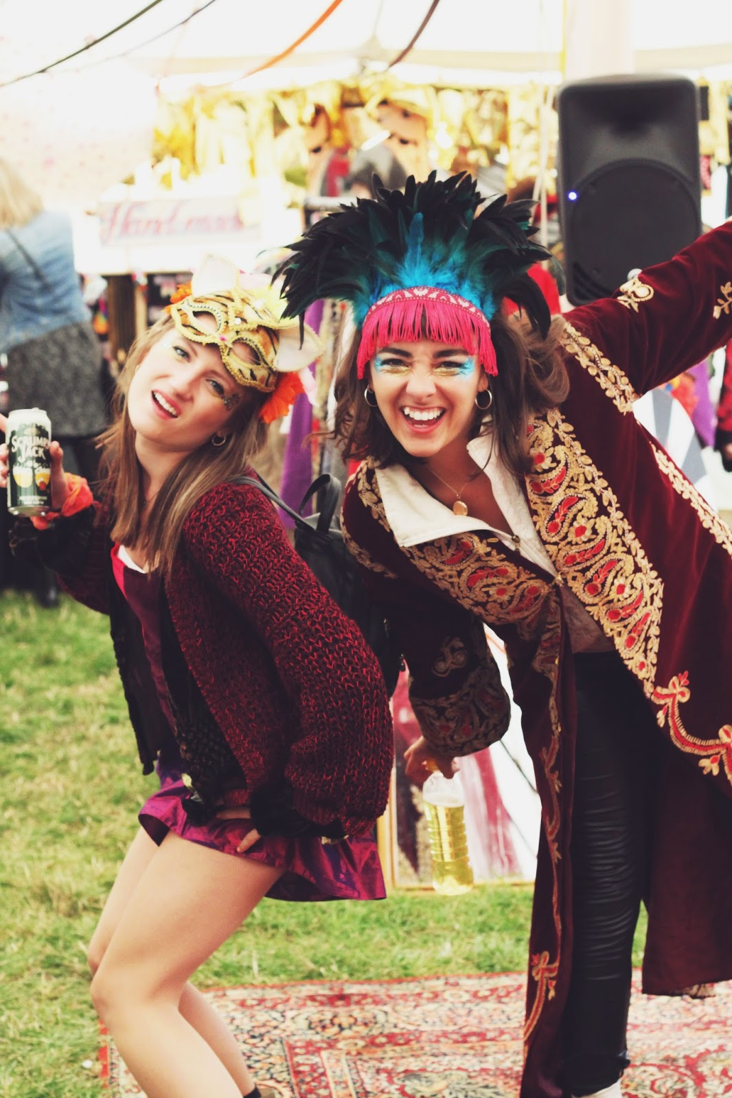 festival style, the fashpack, Shambala, dulcie feather