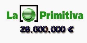 Sorteo de la Lotería Primitiva del sábado 12/07/2014