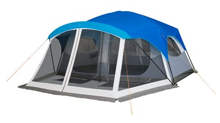 Embark 9-person cabin tent with porch $113 shipped  sc 1 st  Our Frugal Happy Life & Our Frugal Happy Life: Embark 9-person cabin tent with porch $113 ...