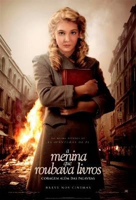Filme A Menina que Roubava Livros Dublado (AVI e RMVB)