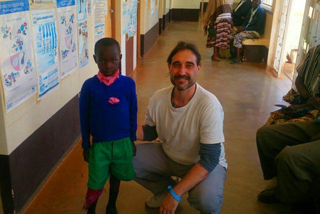 fra Miro Babić mali dom misija afrika sirotište volontiranje Amigos de Small Home, Andres Francisco Gandolfo Santonja