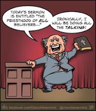 Ecclesiastical Irony...