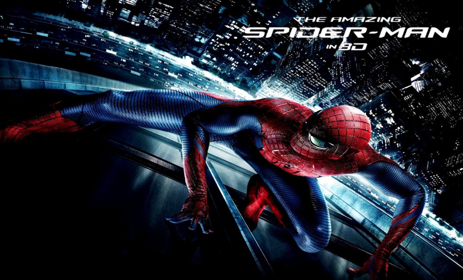 View Original Size The Amazing Spider Man 2 HD
