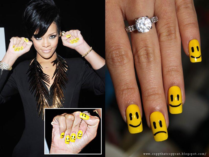 Czeshop Images Rihanna Nail Designs