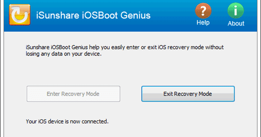 how to put ipod 5 in recovery mode