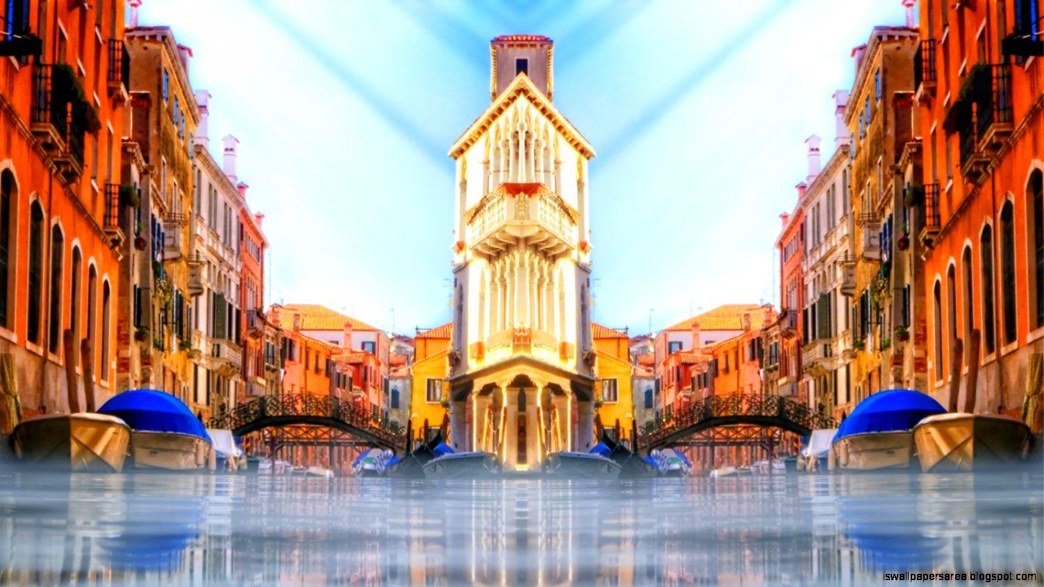Venice Italy Hd Wallpaper
