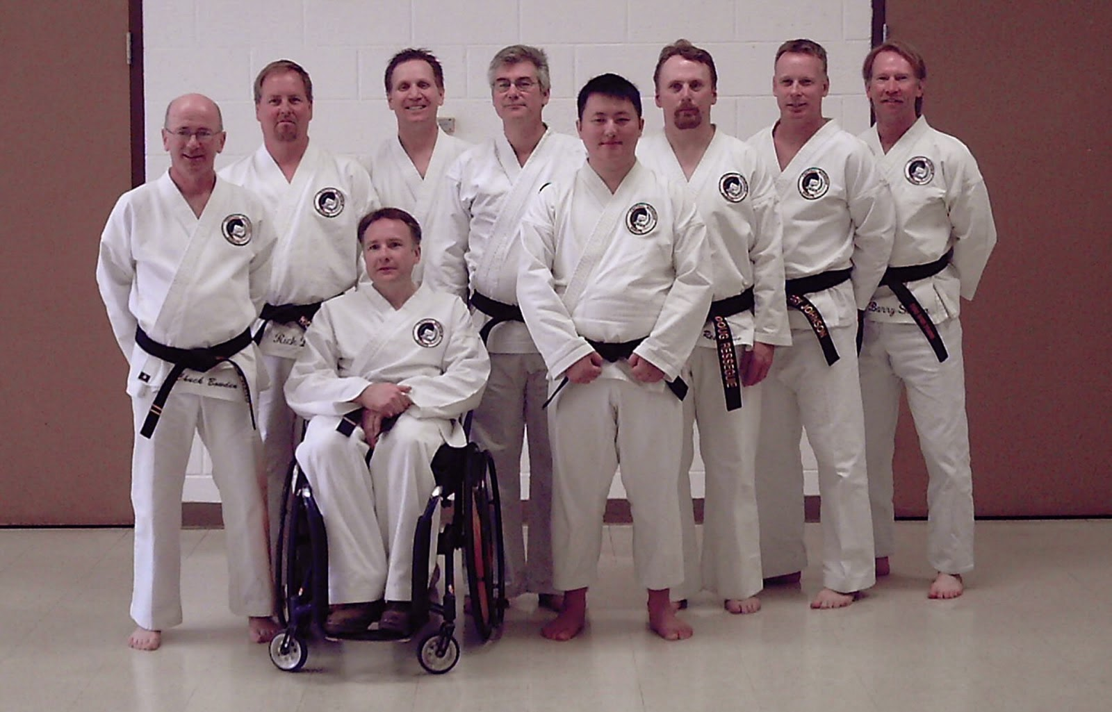 CMK Black Belts