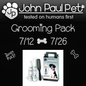 Pet Grooming Pack Giveaway