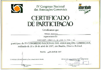 IV Congresso Nacional das Associações Comerciais do Brasil