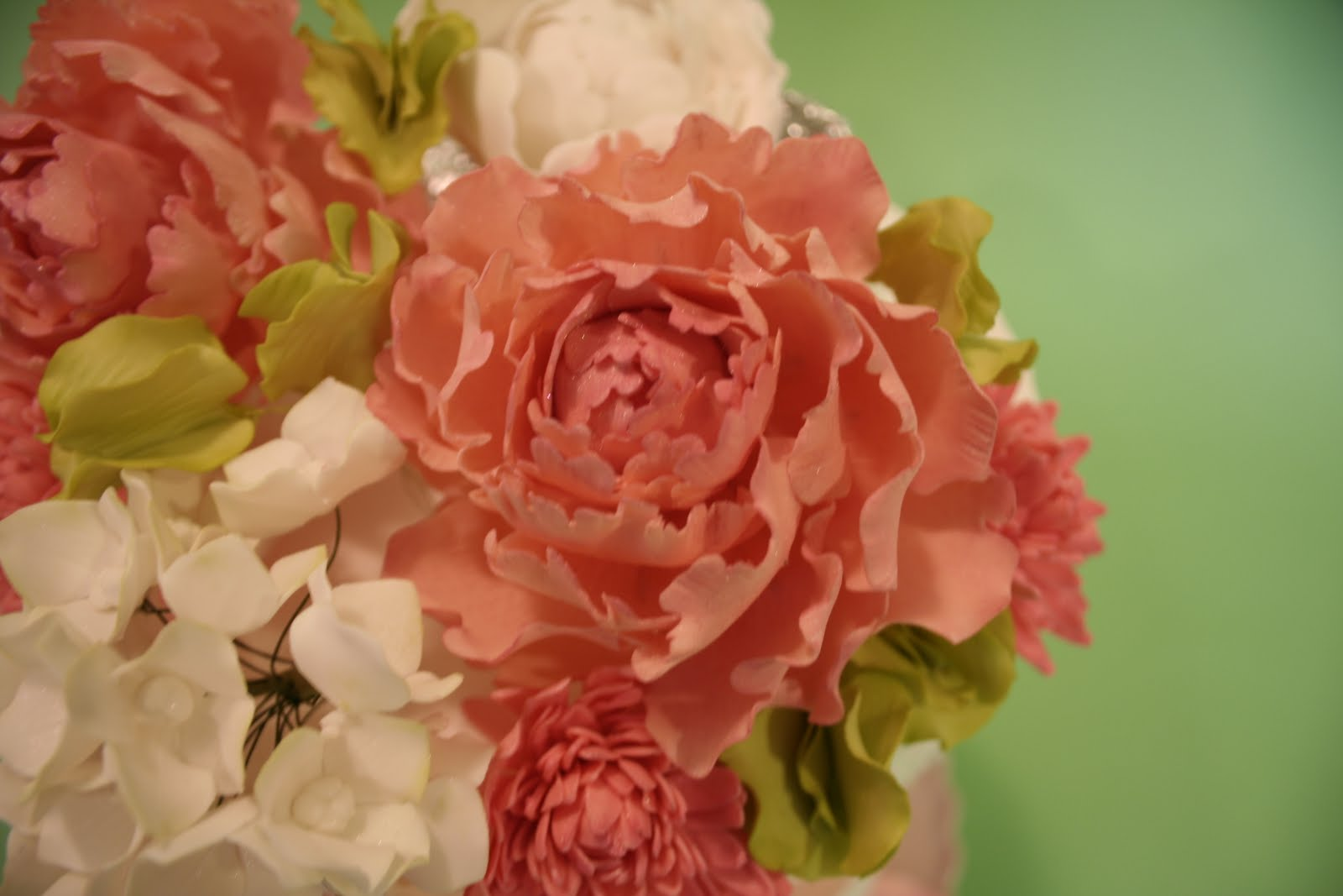 Recreation And Leisure: Easy Gum Paste Flowers Tips For ...