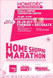 HOMEDEC Furnish Decorate Exhibition 2012