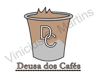 Deusa dos Cafés (logotipo)