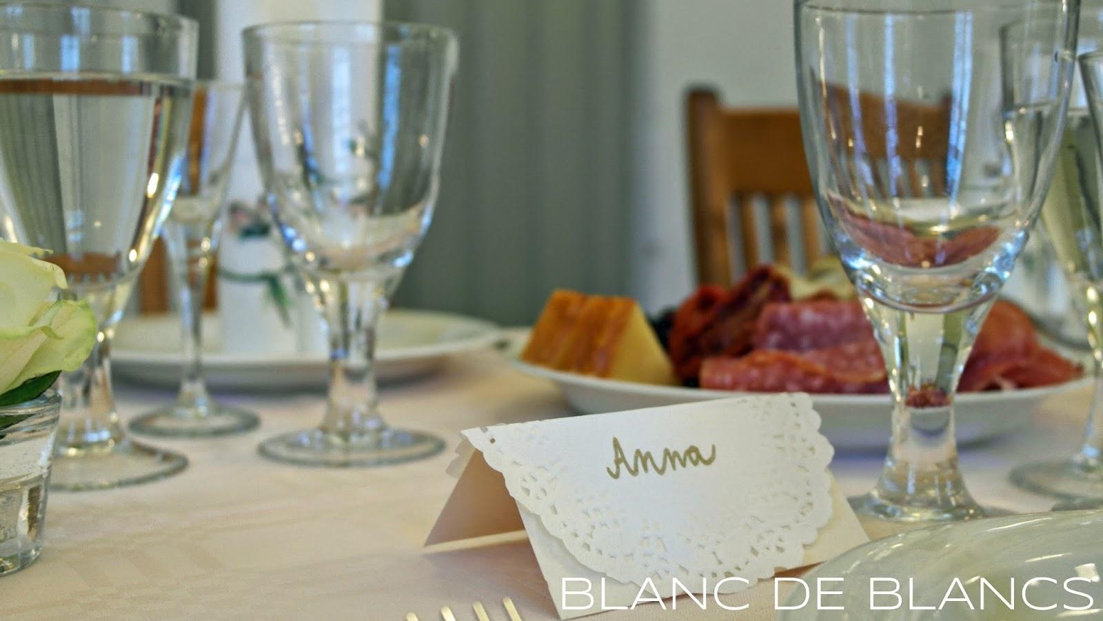 Hääplaseeraus - www.blancdeblancs.fi